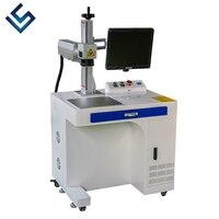 O envio gratuito de metal da marcação do laser do Metal Marcador Gravador