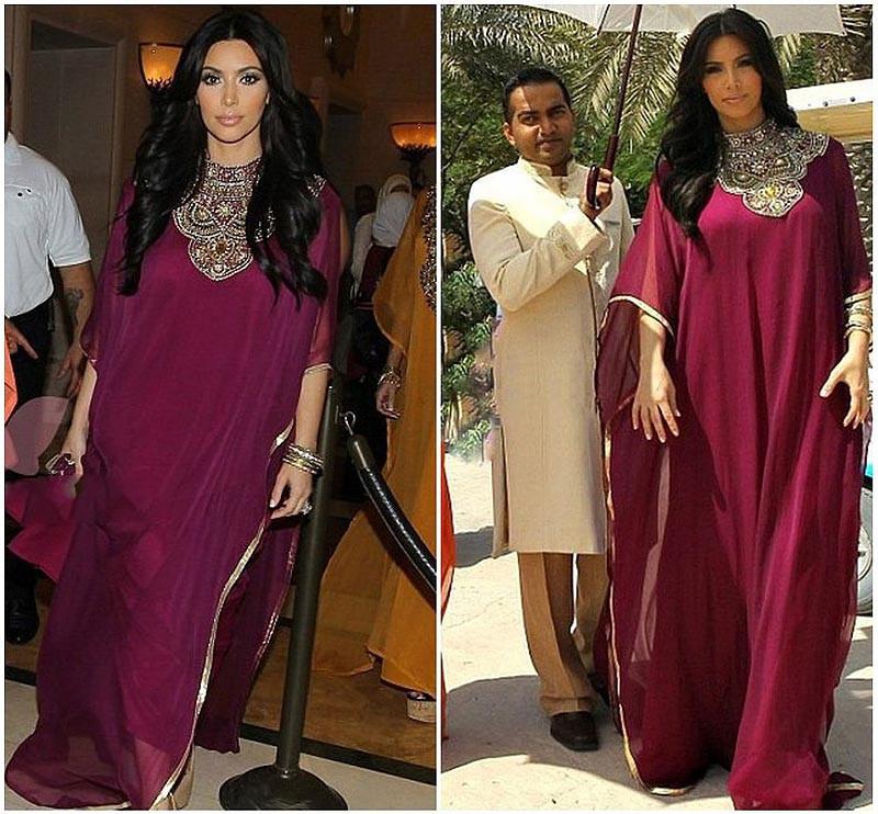 Hot-Sales-2014-Burgundy-Dubai-kim-kardashian-dress-Very-Fancy-Kaftans-Abaya-Jalabiya-Ladies-Maxi-Dress