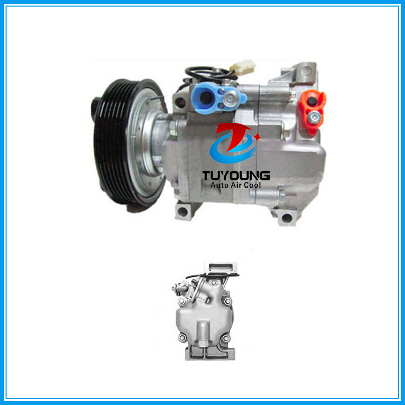 Back To Search Resultsautomobiles & Motorcycles Impartial Car Ac Compressor Fit For Mazda 3 6 Cx-7 H12a1af4dw Bp4k61k00a H12a1ag4dy