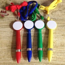Рекламная ручка с веревочкой/подарочная ручка/ручка для компании с индивидуальным логотипом 500 шт в партии