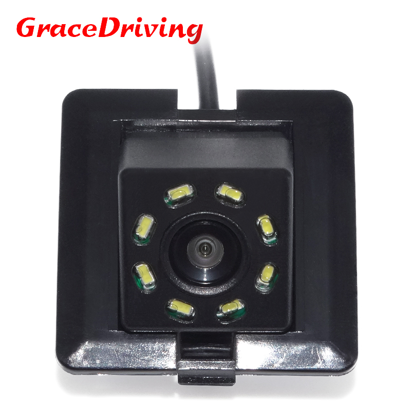 For Toyota Prado <font><b>150</b></font> <font><b>2010</b></font> Car CCD Night Vision Reverse Backup Parking Assistance Waterproof Reversing Rearview Rear View Camera image