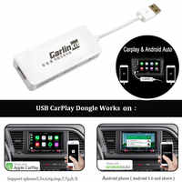 Vehemo Car Link Dongle USB Portable Link Dongle Navigation Player Auto Link Dongle Smart Car Electronics Android Apple CarPlay