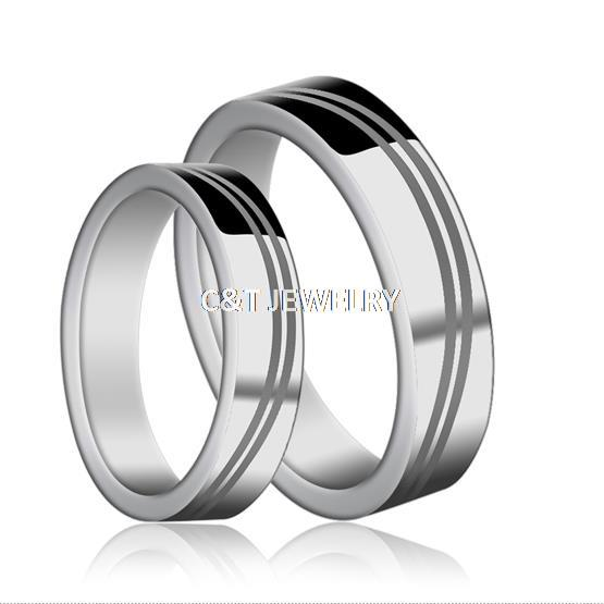 Buy Free Engraving Tungsten Ring His and Hers 6MM/4MM Wedding Rings. Engagement Rings. Shinny Polished Couuple Rings 5#-15# for $11.00 in AliExpress store
