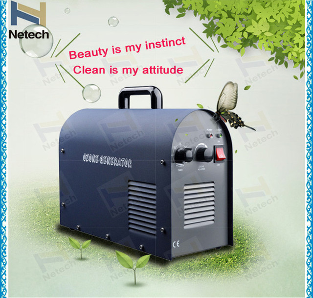 2015 Newest Factory Price 7g Portable Ozone Generator Air Purifier