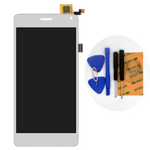 5.0″ White LCD+TP for Cubot S200 LCD Display+Touch Screen Digitizer Panel Assembly Phone Replace Part Free Shipping+Tools