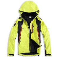Men Two detachable Softshell Jackets multi function Hiking Outdoor Sports Fishing Clothes Camping Skiing Rain Windbreaker