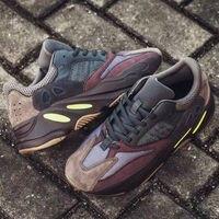 2018 Hot Sale 500 Blush Desert Rat Wave Runner 500 Sneakers Running Shoes 700 Athletic Sneaker Designer Sneakers Size 36 46