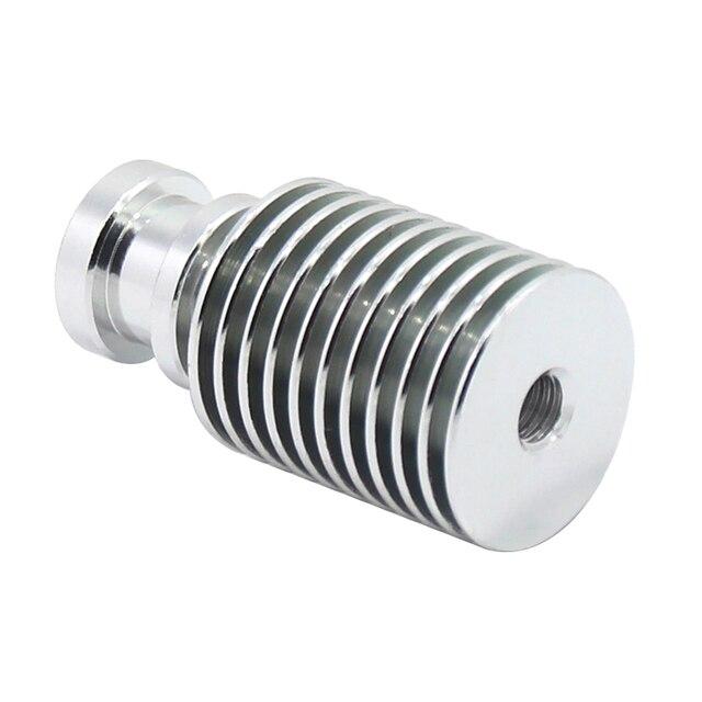 V6 radiateur extrudeuse radiateur à distance longue courte distance dissipateur de chaleur tout en métal bowden pour 1.75mm 3mm alimentation imprimante 3d