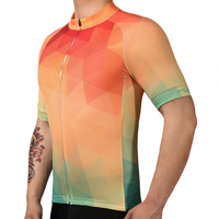 2018 LKPRBD Blend Color Bicycle Mtb Speckle Cycling Jersey Only Short Sleeve Cycling Clothing Ropa Ciclismo
