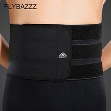 FLYBAZZZ 2018 New High Quality Adjustable Waist Trainer Corset Slimming Belt Sport Fitness Bodybuilding Body Shaper