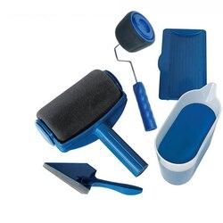 Farba Runner Pro szczotka rolkowa uchwyt narzędzie flokowane Edger pomieszczenie biurowe malowanie ścian domowe narzędzie ogrodowe wałek pędzel Se