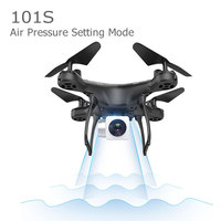 UAV WIFI Not With Wide Angle HD Camera High Hold Mode Foldable Arm RC Drone High Hold Mode RC Quadcopter