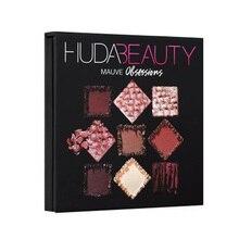Hudas Beauty Palette Eyeshadow Nude Hudass Makeup Matte Professional Pallete