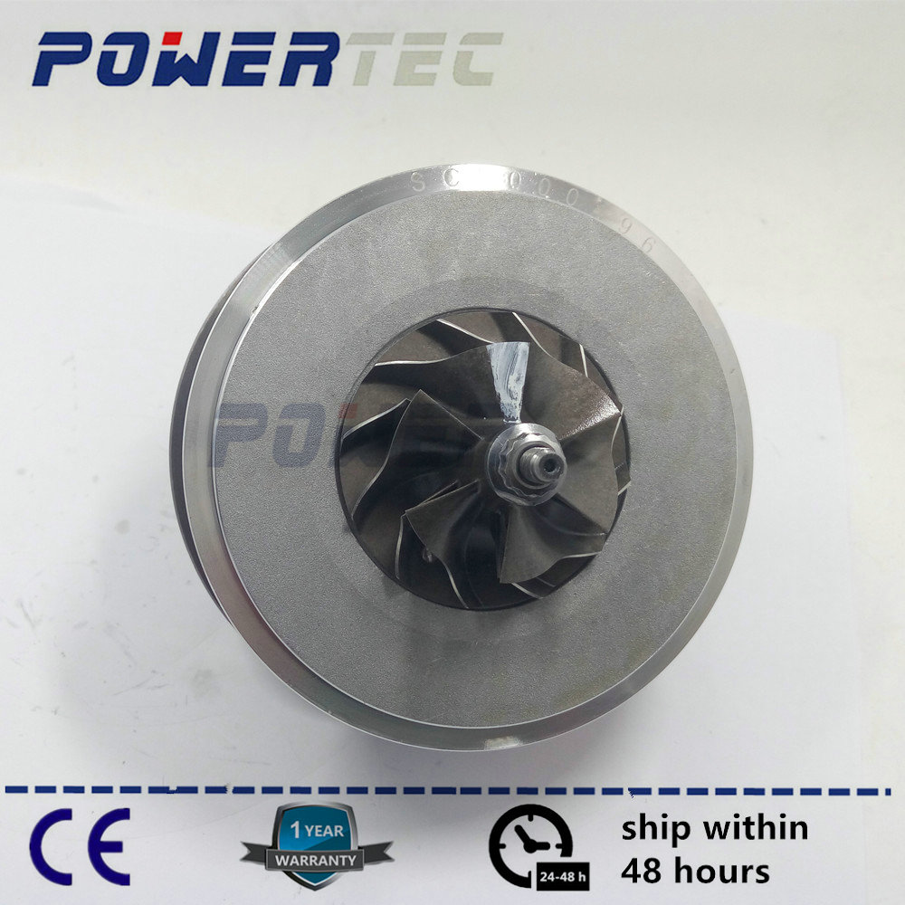 Cartridge turbocharger core GT1749V turbo CHRA For Peugeot 307 / 407 2.0 HDI 2.0 L DW10BTED4 100Kw 2004- 756047-0004 756047 turbo cartridge chra core gt1544v 753420 740821 750030 750030 0002 for peugeot 206 207 307 407 for citroen c4 c5 dv4t 1 6l hdi