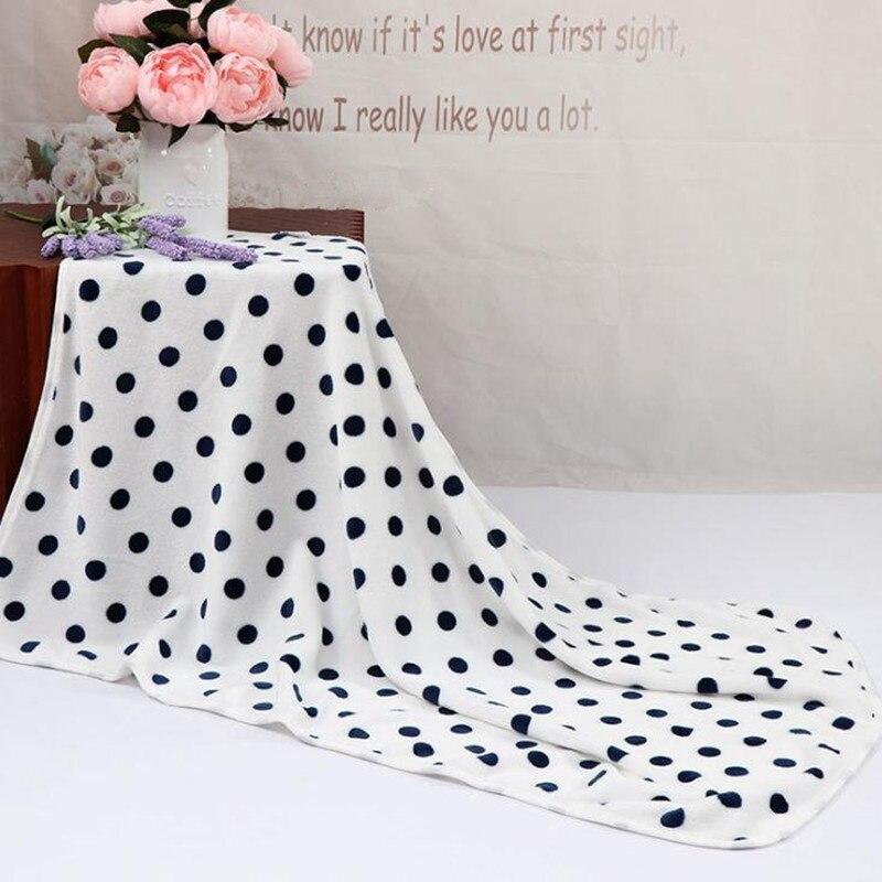 Одеяло для новорожденных, хлопковое зимнее детское Пеленальное Одеяло 73*100 см, мягкое зимнее одеяло для новорожденных - Цвет: Color 3