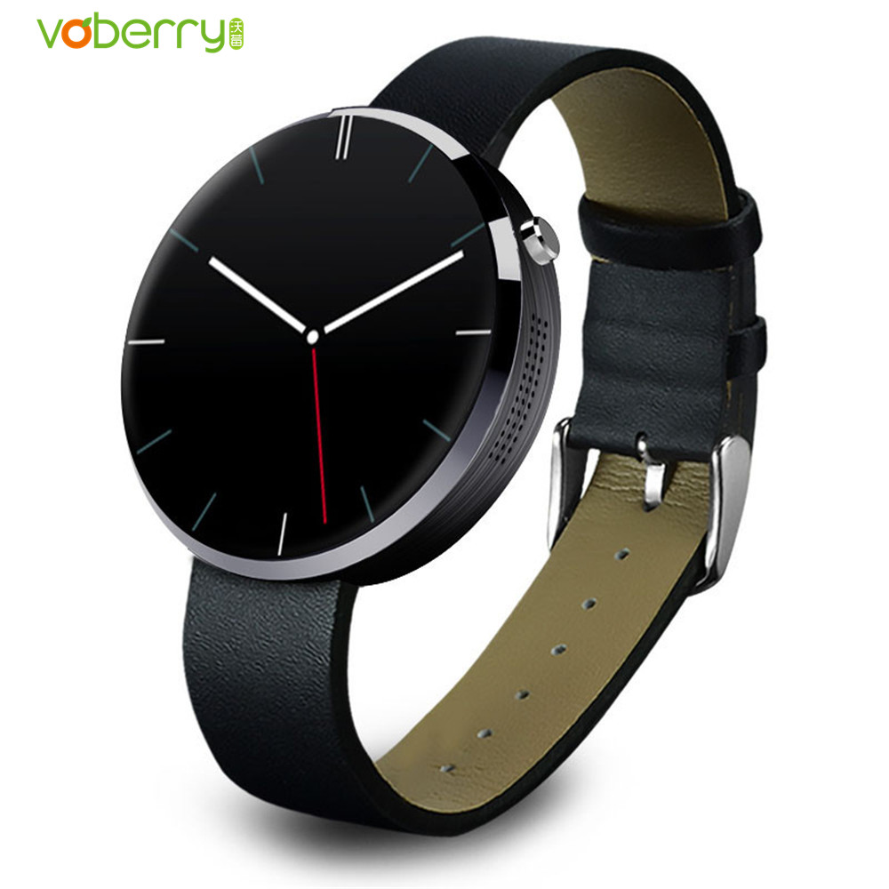все цены на VOBERRY DM360 Bluetooth Smart Watch Health Metal Voice call Smartwatch Phone Fitness Tracker App for ios Android Remote Camera онлайн