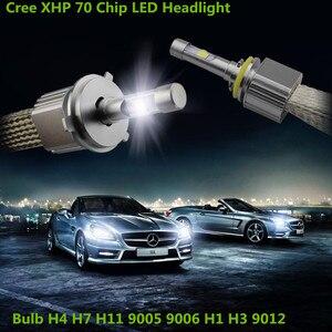 H7 Ampoules 55W/110W 13200LM C