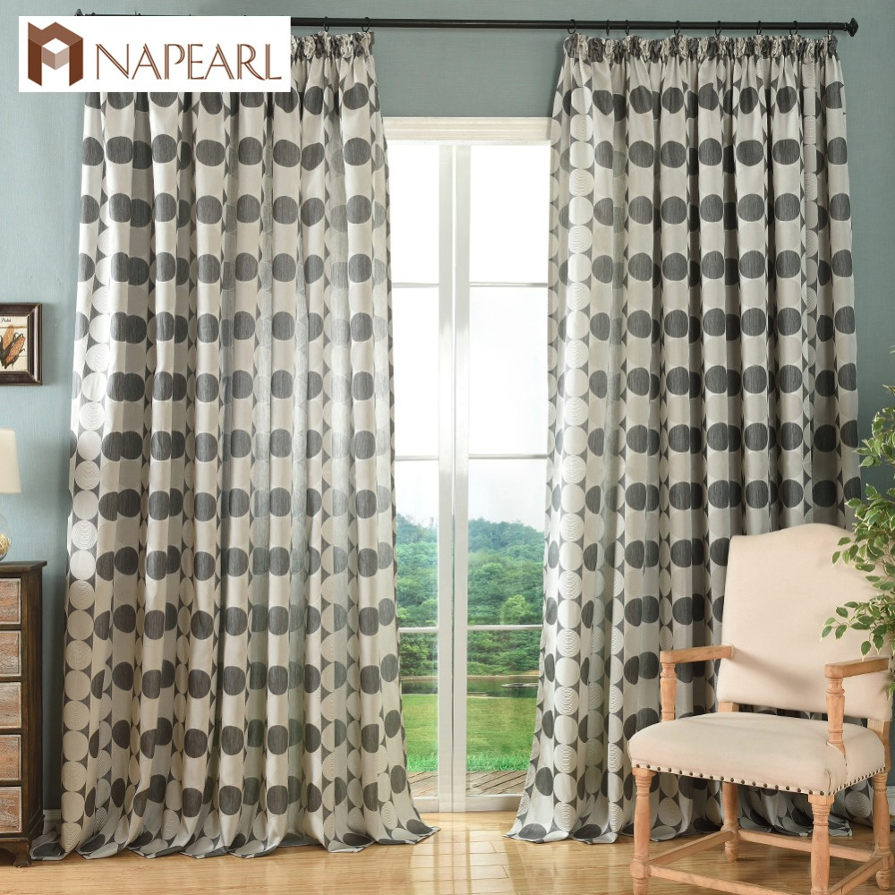 US $7.25 52% OFF|Modern curtain living room endless European drapes modern  curtains window ready made window treatments new pull pleated tape-in ...