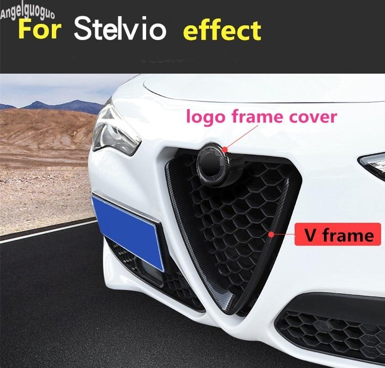 pour Alfa Romeo Giulia Giulietta Mito Stelvio P/édale Anti-Rayures Protection Garniture Dautocollant Accessoires Style Voiture JABL 4Pcs Plaques Porte Fiber Carbone Automatiques