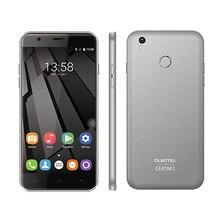 Original U7 OUKITEL Plus 4G/U7 Pro MT6737 Quad Core Huella Digital Del Teléfono Celular Smartphone 2G + 16G 13MP Android 6.0 teléfono móvil