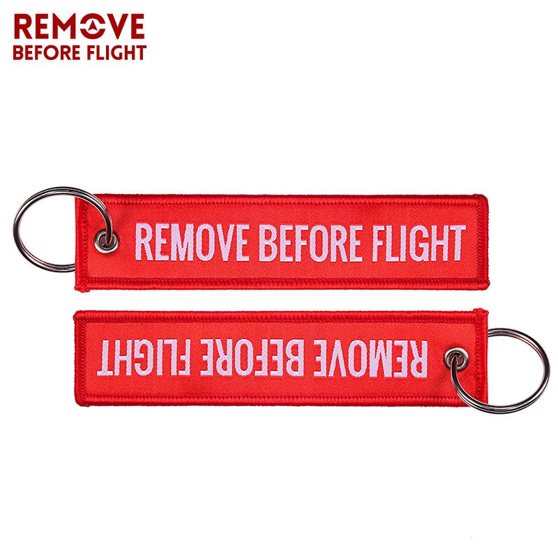 WOVEN REMOVE BEFORE FLIGHT 4