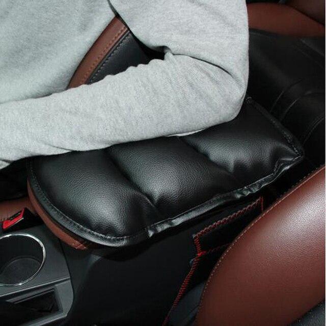 משענות ידיים מכונית כיסוי כרית כרית מושב רכב מרכז קונסולת שאר זרוע עבור סובארו פורסטר Outback Legacy Impreza BRZ XV