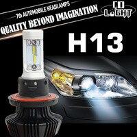 CO LIGHT H4 H13 Led 12V 24V Philips Chip Car Headlight Hign Low Beam Fog Driving