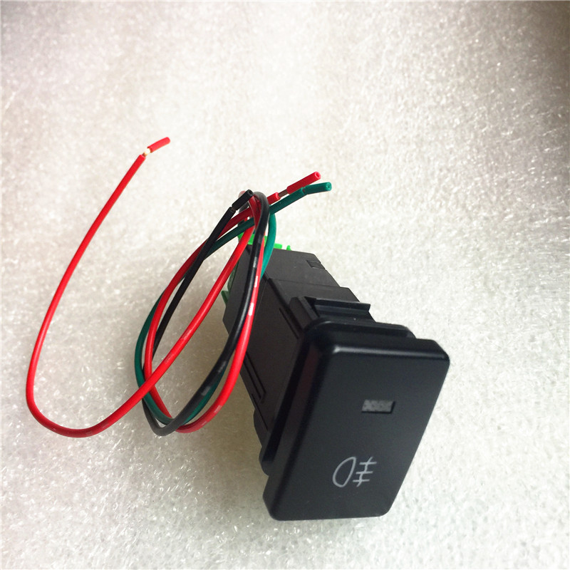 Rear Fog Light Switch For Mitsubishi Outlander X Mm Fog Lamp Switch Refitting Switch Button Free Shipping on Toyota Rav4 Oem Parts Diagram
