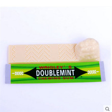 HEY FUNNY 1 piece Chewing Gum Restore Cyril performance magic tricks magic props close up magic novelty items
