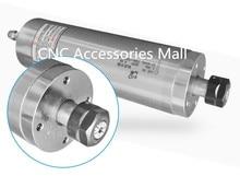 Низкая Скорость 2.2Kw D80mm AC220V сверления металла шпинделя 1500 об./мин.-12000 об./мин. с водяным охлаждением фрезерование металла мотор шпинделя