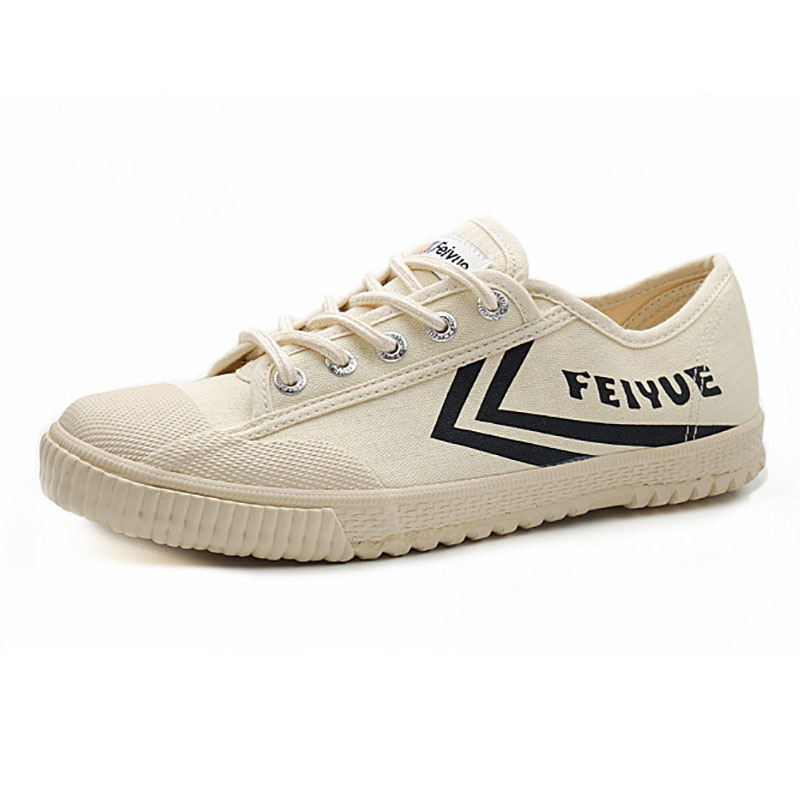 EU34 44 794 New Style Canvas Classic TaiChi KungFu Martial Arts INS Street Beat Shoes France FeiYue Sneakers For Youth Adults
