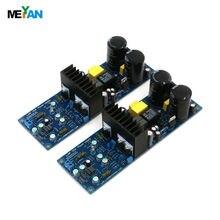 2 PCS L15D-POWER Numérique amplificateur de puissance L15D (2 canal) amplificateur conseil IRS2092 IRFB4019 Avec protection de l'alimentation