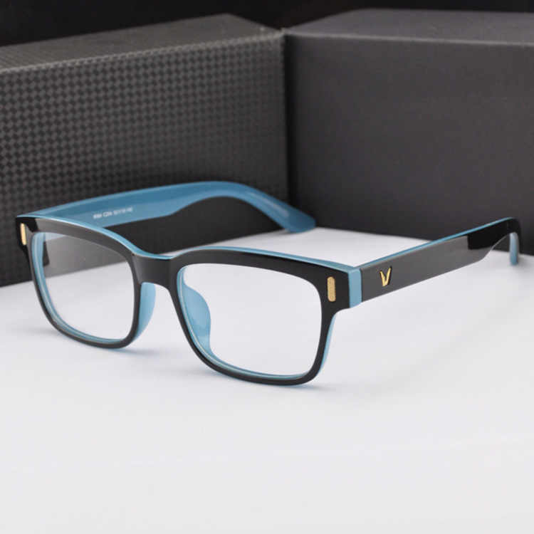791579d03ed Detail Feedback Questions about Vintage Brand Design Grade Eyewear eyeglass  frames Eyeglasses Eye Glasses Frames For Women Plain optical mirror  spectacle ...