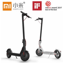 US Stock Xiaomi Mijia M365 Electric scooter hoverboard  Adult foldable Lightweight Magnesuim-aluminum alloy 30km