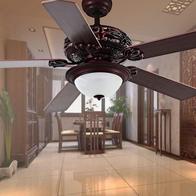 Dark red ceiling fan with light 5209 wood blades chinese traditional dark red ceiling fan with light 5209 wood blades chinese traditional ceiling fan light aloadofball Gallery