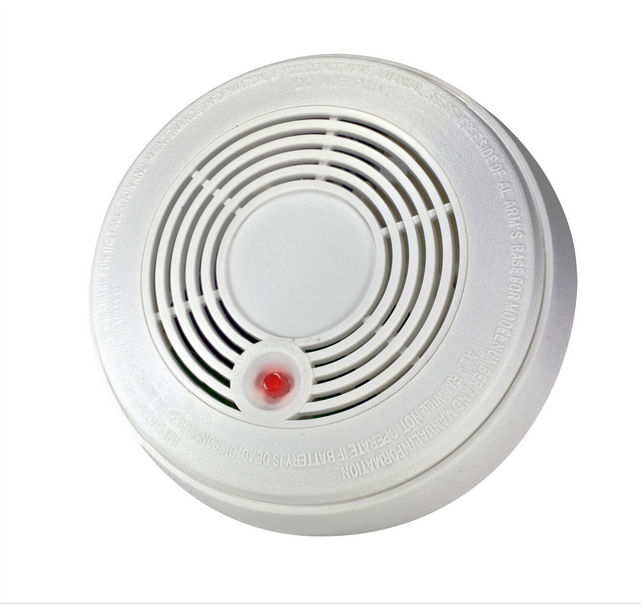 CO and Smoke Combination Detector Kitchen Home Carbon Monoxide Detector Fire Smoke Alarm Smoke Warning Alarm Detector цена