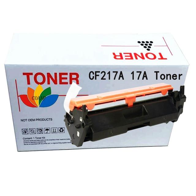 CF217A 17A مسحوق حبر متوافق محبرة لـ HP M102a M102w MFP M130a 130nw 130fn 130w (لا رقائق)
