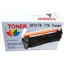 Cf217a 17a cartucho de toner compatível para hp m102a m102w mfp m130a 130nw 130fn 130w (sem chips)