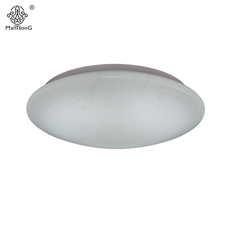 Modern Eye-protective LED Ceiling Lamps for Home Bedroom Living Room Ceiling Lights Fixture Iron Acrylic Simple Round Led Light led circular ceiling lamps chinese real wood art acrylic modern minimalist bedroom study decorated living room ceiling lights za