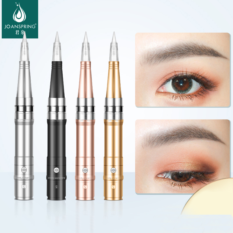 Tattoo Permanent Makeup Pen Machine Eyebrow Makeup Eyebrow Lip Tattoo Machine Swiss Motor Pen Gun professional tattoo machines swiss motor permanent makeup eyebrow machine
