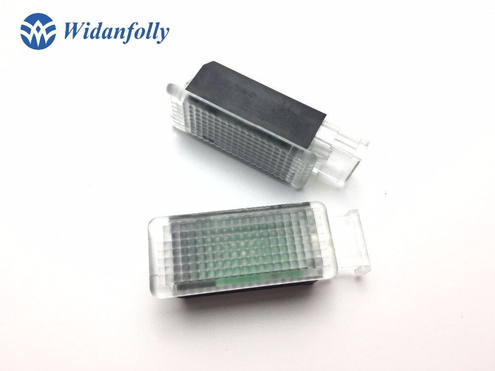 Widanfolly 2 шт. Светодиодная лампа для гольфа 7 MK7 Jetta Tiguan Passat B8 Superb 5G0947409 5GG947409 5GG 5G0 947 409