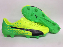 2018 New Arrival Puma evoSPEED SL Tricks H2H FG Soccer Shoes Breathable Sneakers  Badminton Shoes size 39-45 15bb146a6