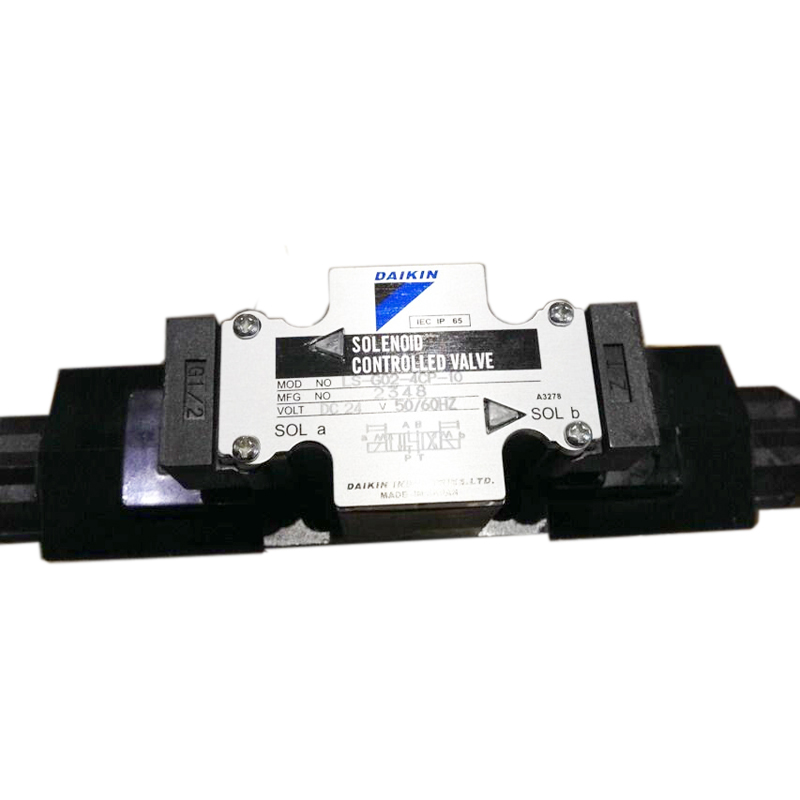 Dakin Solenoid Controlled Valve/ Hydraulic Solenoid Directional Valve  KSO-G02-4CP-30-EN for Hydraulic Systems and Machine pc400 5 pc400lc 5 pc300lc 5 pc300 5 excavator hydraulic pump solenoid valve 708 23 18272 for komatsu