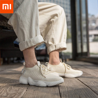 Xiaomi Youpin MAISHI Flying Weave Air permeable Socks Flying Weave Uppers Socks Design Cork insoles