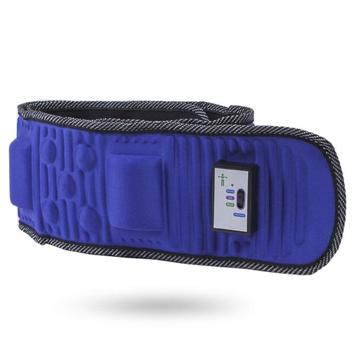 Electric Vibration Massage Slimming Belt Muscle Training Fitness Stimulation Massager Weight Loss Therapy Belt