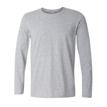 Brand New Long Sleeve O neck Men Cotton T-shirt