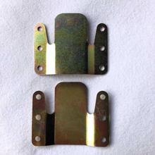 Упаковка из 500 шт.) секционный диван инструменты для наращивания волос для мягкая мебель Блокировка Тип Железный металлический разъем петля Толщина = 1,3 мм