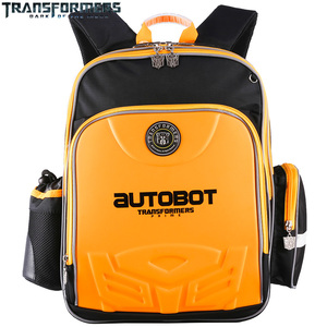 Image 1 - TRANSFORMERS school bags boys backpack children school backpack for Kids Cartoon style Stylish appearance and nice colors