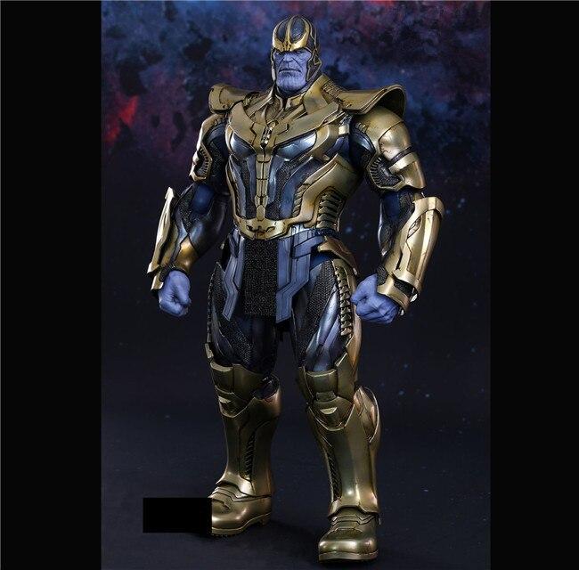 Jouets chauds compatibles Marvel Thanos dans Avengers 36 cm BJD Joints figurine mobile jouets pour cadeau de nouvel an