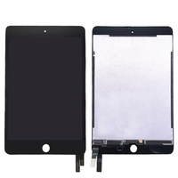 White Black New LCD Display Touch Screen Assembly For IPad Mini 4 A1538 A1550 LCD Digitzer